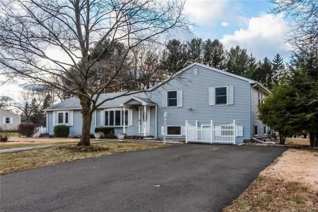 140 Overlook Road, South Windsor, CT 06074 (MLS #170154118) :: Hergenrother Realty Group Connecticut