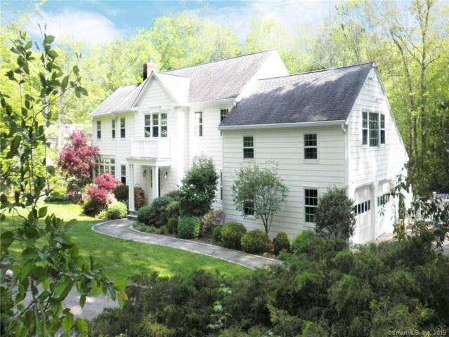 84 Stonehenge Drive, New Canaan, CT 06840 (MLS #170166716) :: The Higgins Group - The CT Home Finder