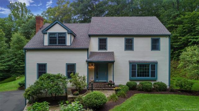136 Flat Rock Drive, Ridgefield, CT 06877 (MLS #170167293) :: Hergenrother Realty Group Connecticut