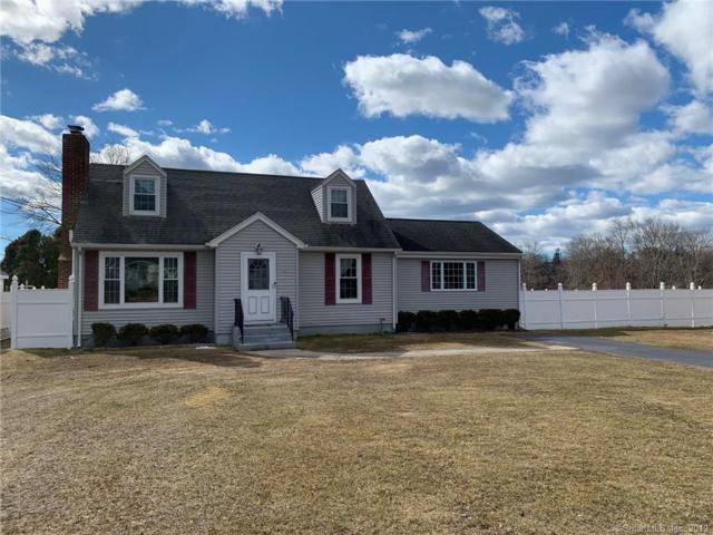 25 Chapman Avenue, Waterford, CT 06375 (MLS #170169036) :: Anytime Realty