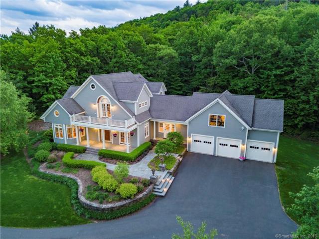 41 Cone Mountain Road, Granby, CT 06090 (MLS #170170588) :: Mark Boyland Real Estate Team