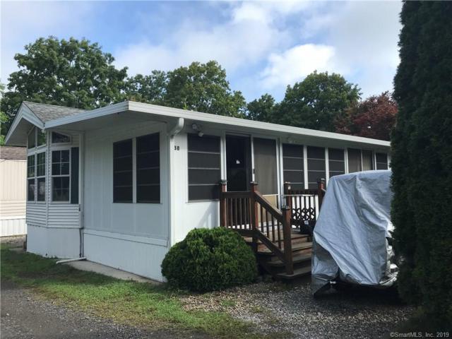 306 Old Colchester Rd #38, Salem, CT 06420 (MLS #170171223) :: Mark Boyland Real Estate Team