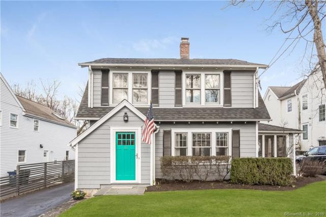 43 W Parish Road, Westport, CT 06880 (MLS #170179649) :: Hergenrother Realty Group Connecticut