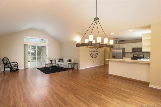 6 Trout Brook Circle #6, Newtown, CT 06470 (MLS #170183247) :: Mark Boyland Real Estate Team
