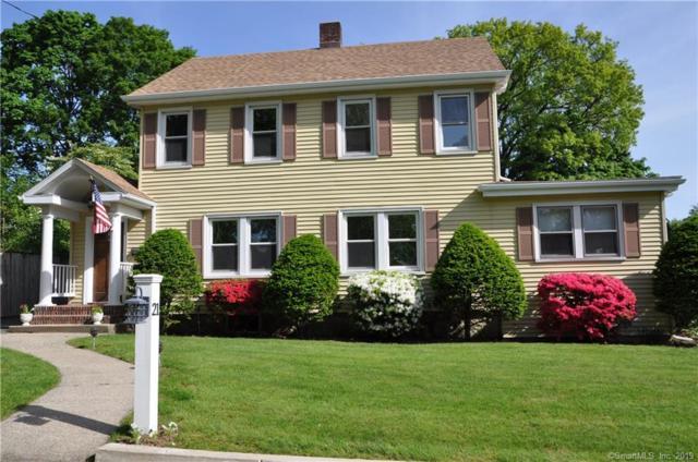 21 Hubbard Court, Stamford, CT 06902 (MLS #170187261) :: GEN Next Real Estate