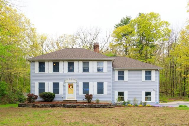 145 Cooney Road, Pomfret, CT 06259 (MLS #170191501) :: Anytime Realty