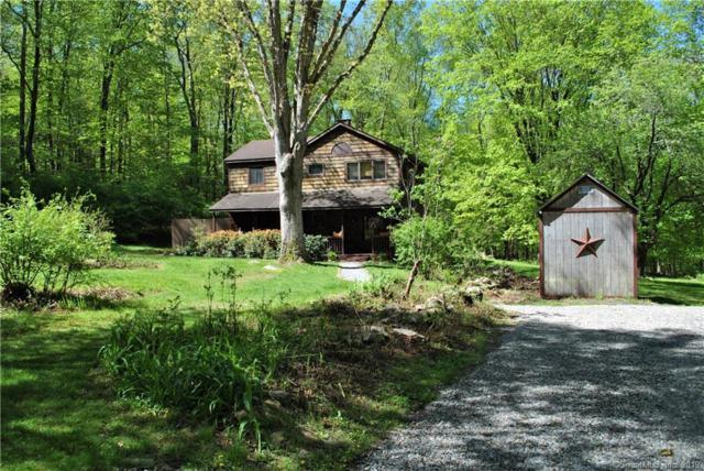 145 Old Redding Road, Redding, CT 06896 (MLS #170192507) :: The Higgins Group - The CT Home Finder