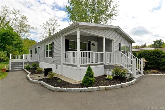 301 S Main Street #41, Newtown, CT 06470 (MLS #170195797) :: Mark Boyland Real Estate Team