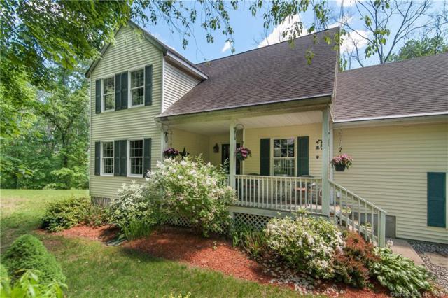 81 Benjamin Road, Preston, CT 06365 (MLS #170199534) :: The Higgins Group - The CT Home Finder