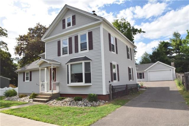 11 Oak Street, Enfield, CT 06082 (MLS #170204231) :: Mark Boyland Real Estate Team