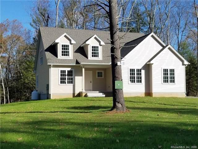 94 Lake Woods Lane, Ashford, CT 06278 (MLS #170212878) :: Carbutti & Co Realtors