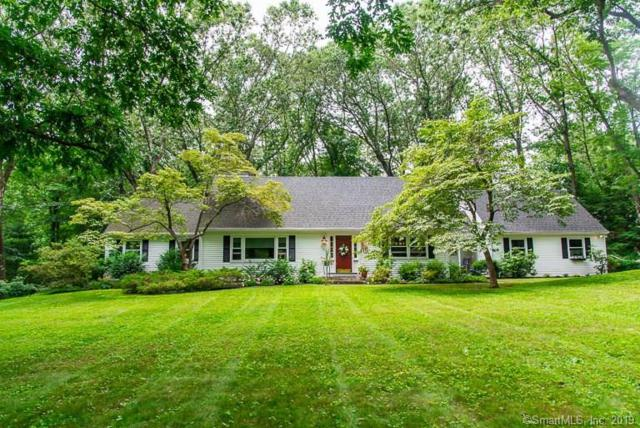303 Beacon Hill Drive, Cheshire, CT 06410 (MLS #170212935) :: GEN Next Real Estate