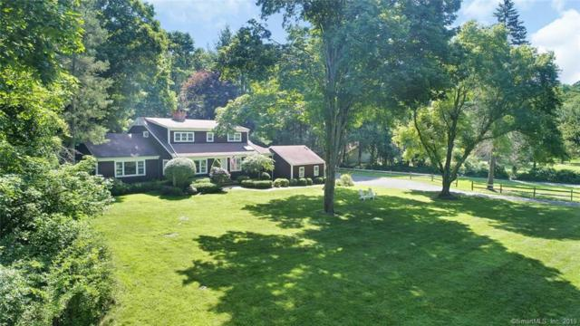 161 Old Hyde Road, Weston, CT 06883 (MLS #170213704) :: The Higgins Group - The CT Home Finder