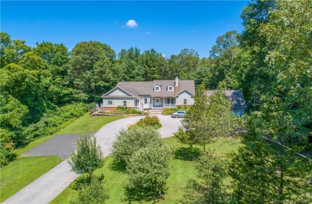 310 S Eagleville Road, Mansfield, CT 06268 (MLS #170213750) :: Mark Boyland Real Estate Team
