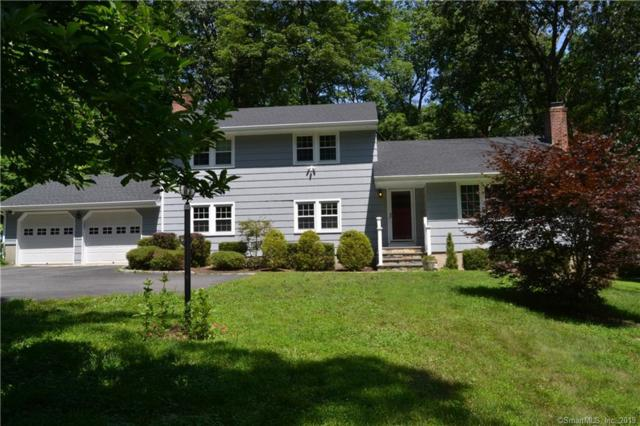 96 Old Easton Turnpike, Weston, CT 06883 (MLS #170215495) :: The Higgins Group - The CT Home Finder