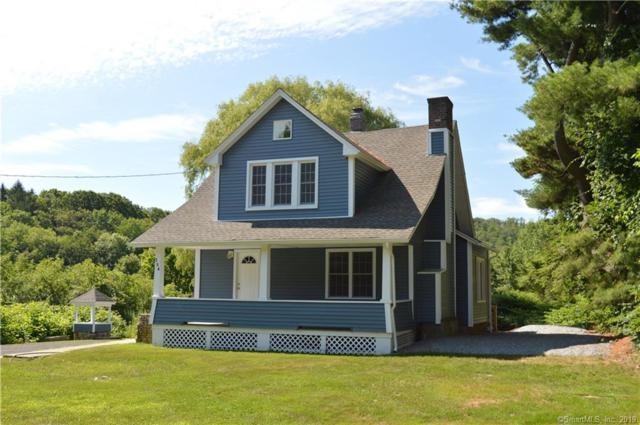 354 Salem Turnpike, Bozrah, CT 06334 (MLS #170215633) :: The Higgins Group - The CT Home Finder