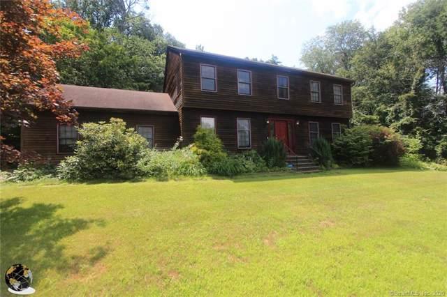 22 Colonial Ridge Drive, New Milford, CT 06755 (MLS #170216580) :: Michael & Associates Premium Properties | MAPP TEAM