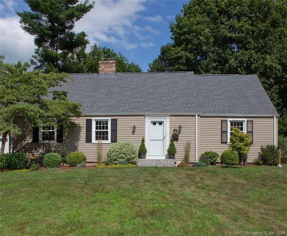 22 Saddle Ridge Drive, West Hartford, CT 06117 (MLS #170216758) :: Hergenrother Realty Group Connecticut