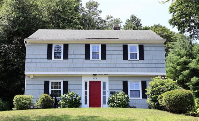 105 Shadow Ridge Road, Stamford, CT 06905 (MLS #170217321) :: GEN Next Real Estate