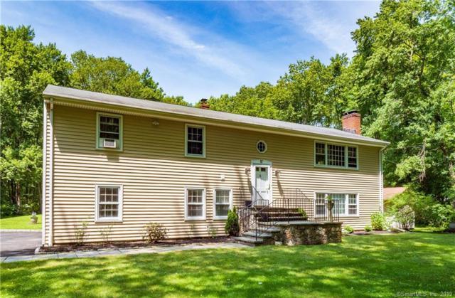 87 Wilton Woods Road, Wilton, CT 06897 (MLS #170217741) :: GEN Next Real Estate