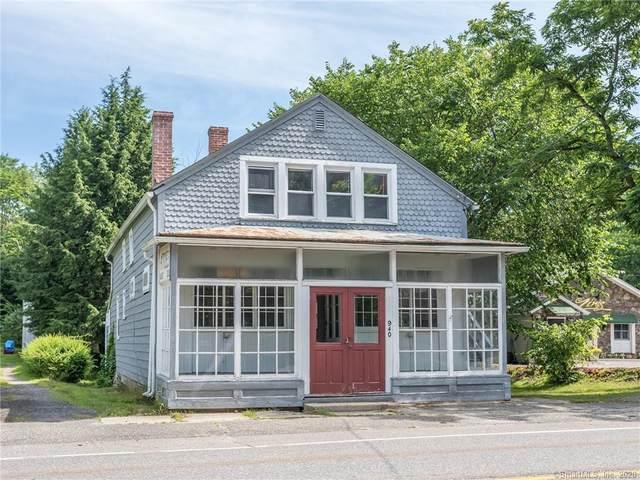 940 Bantam Road, Litchfield, CT 06750 (MLS #170219194) :: Around Town Real Estate Team
