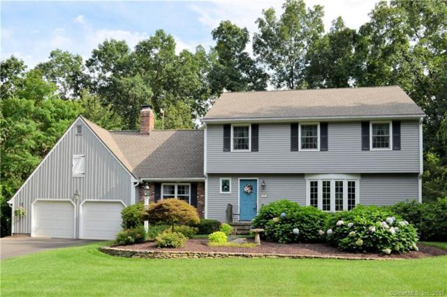 72 Wood Creek Road, Burlington, CT 06013 (MLS #170223849) :: GEN Next Real Estate