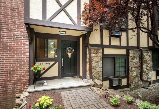 50 Aiken Street #446, Norwalk, CT 06851 (MLS #170223916) :: The Higgins Group - The CT Home Finder