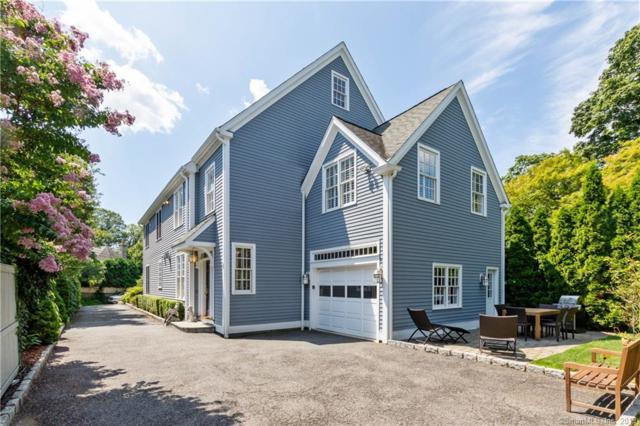 61 Orchard Place B, Greenwich, CT 06830 (MLS #170225239) :: Carbutti & Co Realtors