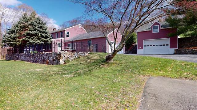 4 Spruce Mountain Road, Danbury, CT 06810 (MLS #170228043) :: The Higgins Group - The CT Home Finder