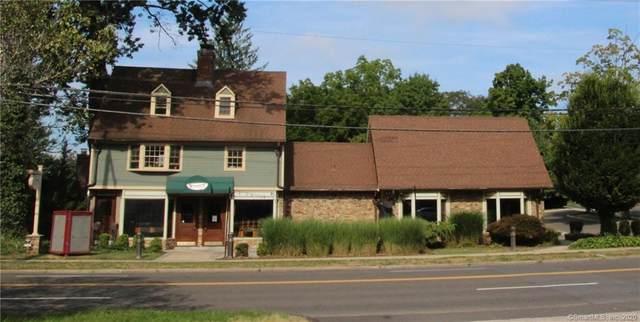 1640 Whitney Avenue, Hamden, CT 06517 (MLS #170230017) :: Mark Boyland Real Estate Team