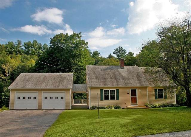 66 E Litchfield Road S, Litchfield, CT 06759 (MLS #170230469) :: The Higgins Group - The CT Home Finder