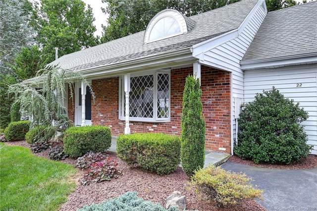 22 Quail Hill Road, Wethersfield, CT 06109 (MLS #170231567) :: The Higgins Group - The CT Home Finder