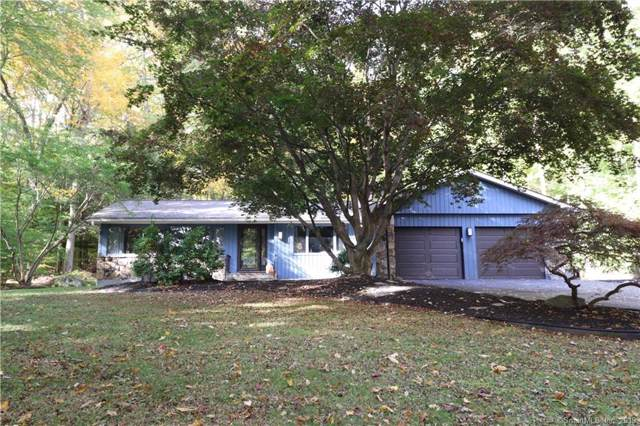 121 Beech Mountain Road, Mansfield, CT 06250 (MLS #170231915) :: The Higgins Group - The CT Home Finder