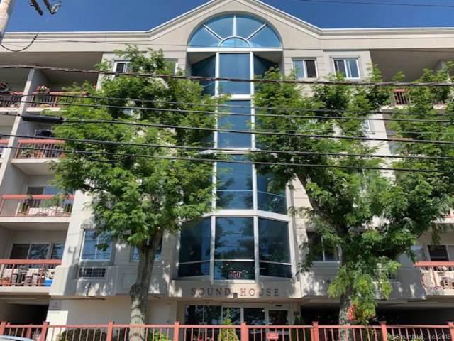 850 Atlantic Street #205, Bridgeport, CT 06604 (MLS #170232200) :: The Higgins Group - The CT Home Finder