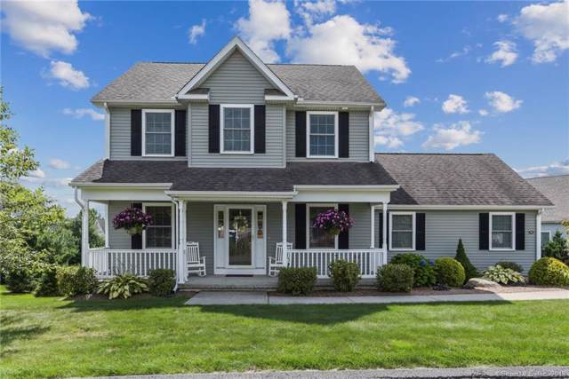 23 Barbers Way, Hebron, CT 06248 (MLS #170232365) :: Mark Boyland Real Estate Team