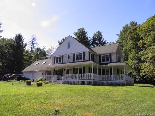 445 Cook Hill Road, Killingly, CT 06239 (MLS #170234882) :: Anytime Realty