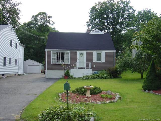 17 Fitch Avenue, Darien, CT 06820 (MLS #170235910) :: The Higgins Group - The CT Home Finder