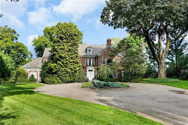 8 Broad Road, Greenwich, CT 06830 (MLS #170235915) :: The Higgins Group - The CT Home Finder