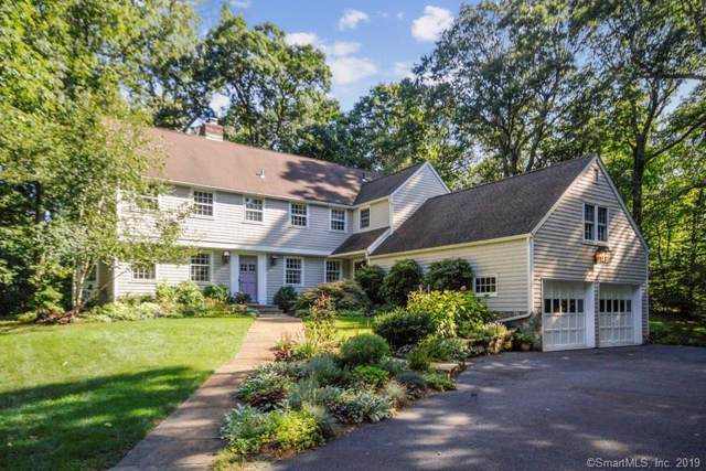 16 Greenbriar Lane, Wilton, CT 06897 (MLS #170235999) :: The Higgins Group - The CT Home Finder