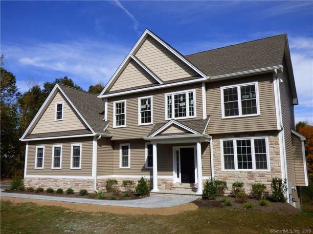 24 Meridian Ridge Drive, Newtown, CT 06470 (MLS #170236092) :: The Higgins Group - The CT Home Finder