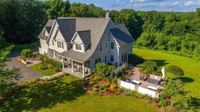 80 Stones Throw Road, Easton, CT 06612 (MLS #170236640) :: The Higgins Group - The CT Home Finder