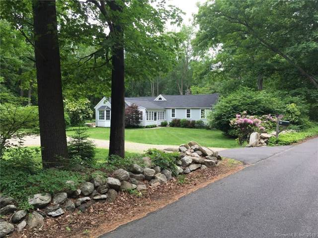 41 Fanton Hill Road, Weston, CT 06883 (MLS #170236800) :: The Higgins Group - The CT Home Finder