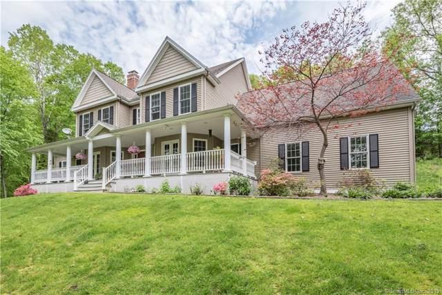 10 Hallview Drive, Simsbury, CT 06070 (MLS #170238314) :: Mark Boyland Real Estate Team