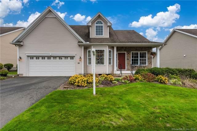 25 Concord Drive #25, Berlin, CT 06037 (MLS #170239176) :: GEN Next Real Estate