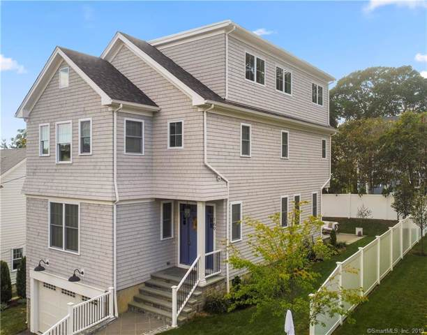 169 Woodrow Avenue, Fairfield, CT 06890 (MLS #170239628) :: Spectrum Real Estate Consultants