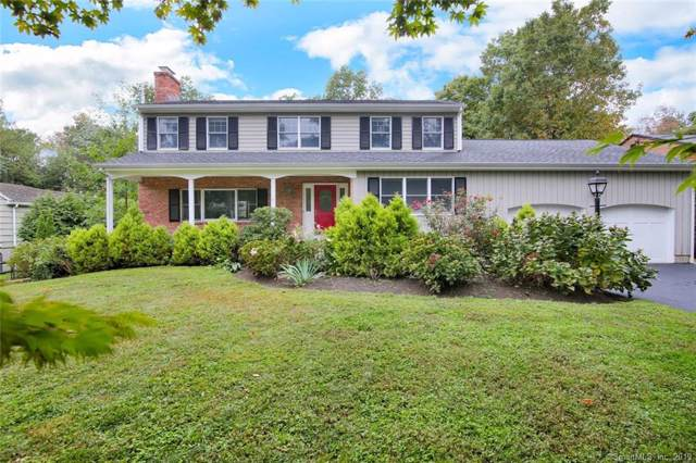 60 Bertmor Drive, Stamford, CT 06905 (MLS #170239765) :: The Higgins Group - The CT Home Finder