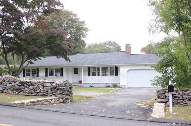98 William Street, Norwalk, CT 06851 (MLS #170240143) :: The Higgins Group - The CT Home Finder
