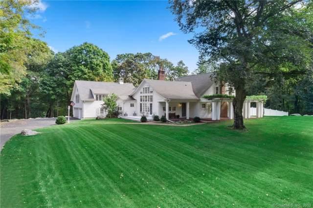 990 Silvermine Road, New Canaan, CT 06840 (MLS #170241217) :: Michael & Associates Premium Properties | MAPP TEAM