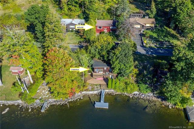 813 Candlewood Lake Road S, New Milford, CT 06776 (MLS #170242544) :: The Higgins Group - The CT Home Finder