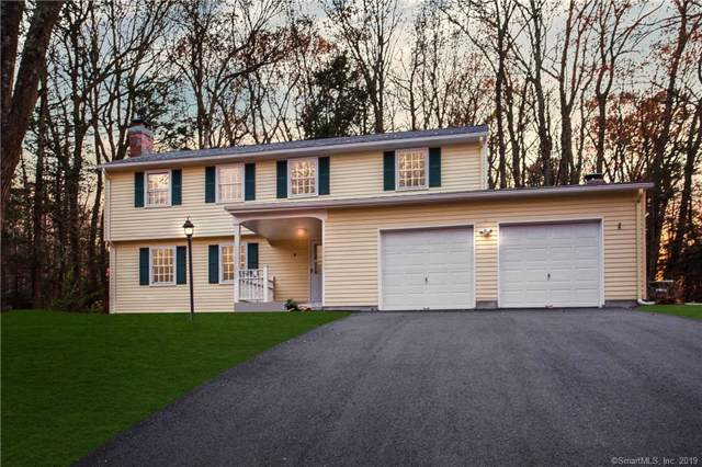 11 Amy Lane, Simsbury, CT 06070 (MLS #170243037) :: Mark Boyland Real Estate Team